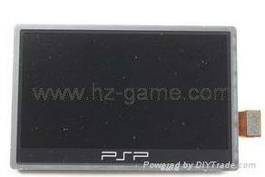 原装全新 3DSXL/3DSLL液晶屏LCD,PSPGO/PSP3000/PSVITA/DSIXL/NDSi液晶屏 9