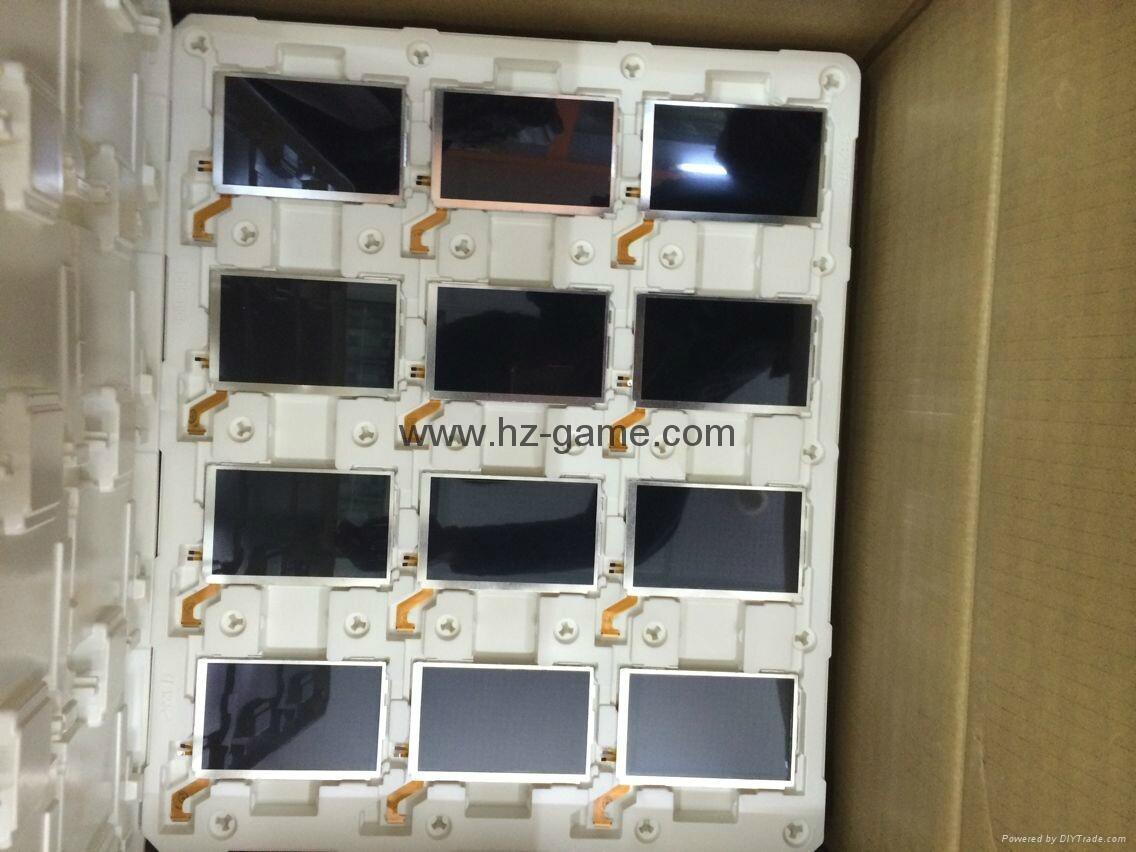 原装全新 3DSXL/3DSLL液晶屏LCD,PSPGO/PSP3000/PSVITA/DSIXL/NDSi液晶屏 2