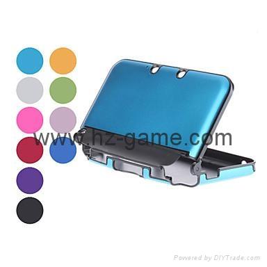工廠NEW 3DS水晶殼new3ds主機保護殼套,屏幕保護膜,new 3ds配件 10