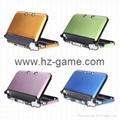 工廠NEW 3DS水晶殼new3ds主機保護殼套,屏幕保護膜,new 3ds配件 9