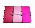 工廠NEW 3DS水晶殼new3ds主機保護殼套,屏幕保護膜,new 3ds配件 11