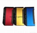 工廠NEW 3DS水晶殼new3ds主機保護殼套,屏幕保護膜,new 3ds配件 13