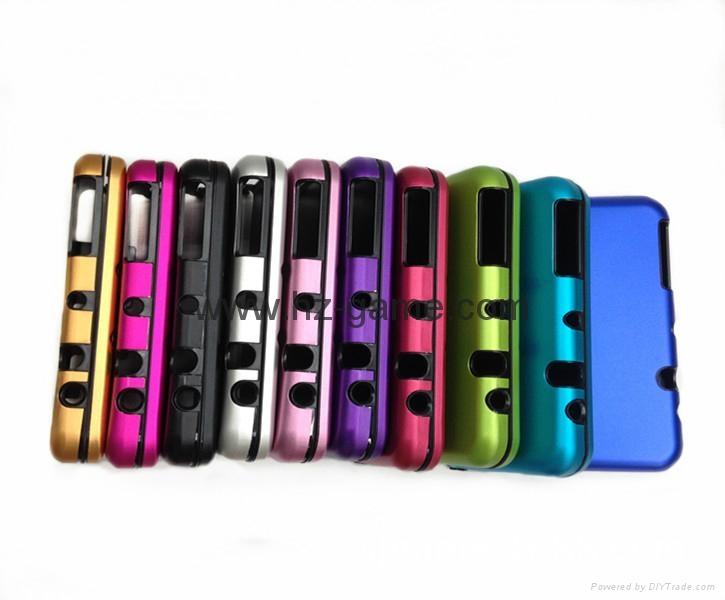 工廠NEW 3DS水晶殼new3ds主機保護殼套,屏幕保護膜,new 3ds配件 15