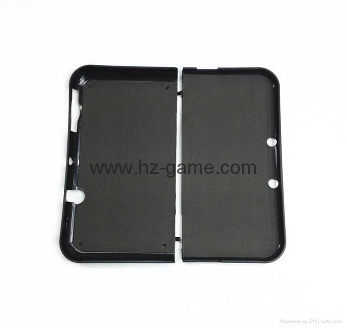 工廠NEW 3DS水晶殼new3ds主機保護殼套,屏幕保護膜,new 3ds配件 17