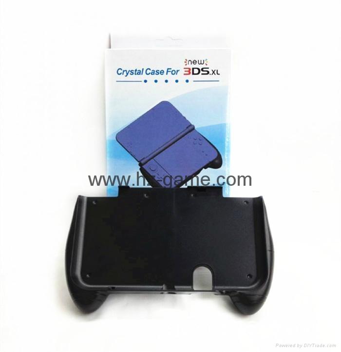 工廠NEW 3DS水晶殼new3ds主機保護殼套,屏幕保護膜,new 3ds配件 18
