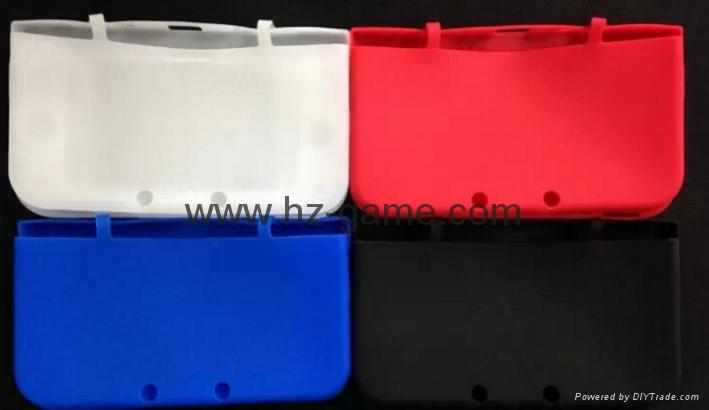 工廠NEW 3DS水晶殼new3ds主機保護殼套,屏幕保護膜,new 3ds配件 4