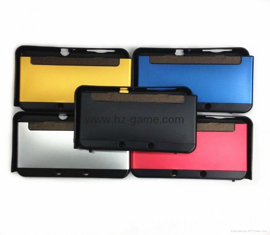 工廠NEW 3DS水晶殼new3ds主機保護殼套,屏幕保護膜,new 3ds配件 3