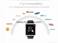 A1 WristWatch Bluetooth Smart Watch Sport Pedometer With SIM Camera Smartwatch 2