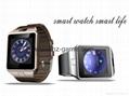 2016 Hot DZ09 bluetooth smart watch for SMI/TF sport wristwatch