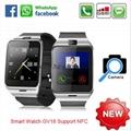 外贸热销款DZ09智能手表可插