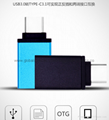 廠家直銷閃迪至尊高速OTG USB3.0手機U盤 安卓手機電腦迷你優盤 4