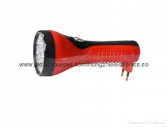 供應新款巴西插頭  VDE插頭 LED 充電手電筒
