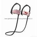 2016 new sports Bluetooth headset 4.1 waterproof headphones