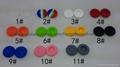 360手柄硅胶帽PS3防滑帽PS4蘑菇头帽游戏手柄蘑菇头硅胶帽子 2