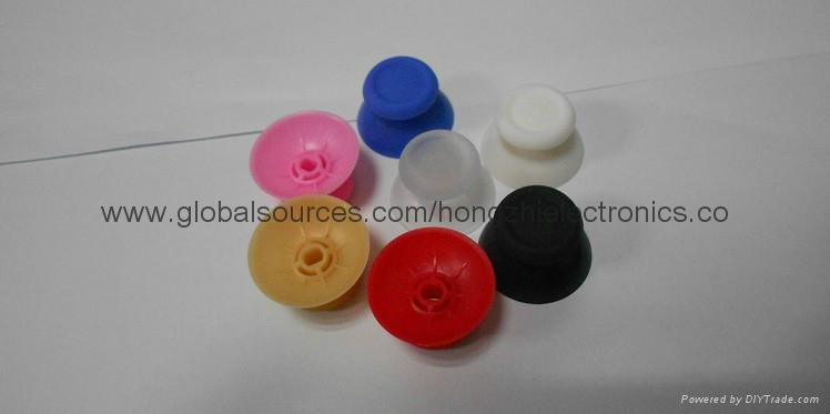 For Playstation4 Controller Silicone Joystick Game Controller Analog Thumbsticks 14