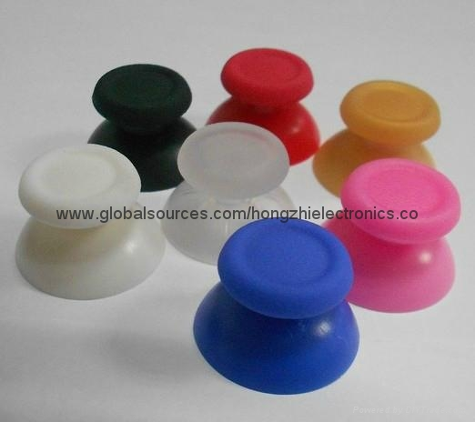 For Playstation4 Controller Silicone Joystick Game Controller Analog Thumbsticks 16