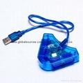 PS2手柄USB轉接口 PS2