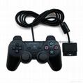 PS2手柄 PS2有线双震动手
