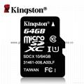 kingston Micro SD Card 32GB Class10 2gb/4gb/8gb/16GB/64GB/128GB Class10 tf card  4