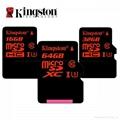 kingston Micro SD Card 32GB Class10 2gb/4gb/8gb/16GB/64GB/128GB Class10 tf card  6