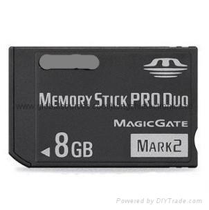 PSP记忆棒高速2GB/4GB,HX潮棒,MARK2,M2内存卡 16