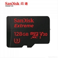 Sandisk/閃迪 16G 高速TF卡 CLASS10存儲microSD卡 手機內存卡SD內存卡,TF內存卡 8