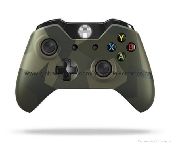 XBOX ONE遊戲手柄 xboxone原裝原殼無線手柄 袋裝對碼 3