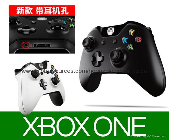 XBOX ONE遊戲手柄 xboxone原裝原殼無線手柄 袋裝對碼 13