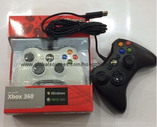 【廠家直銷】XBOX360無線遊戲手柄 360無線遊戲手柄 遊戲手柄 9