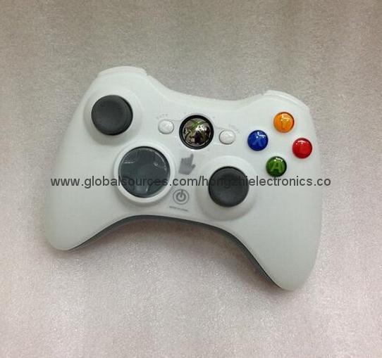 【厂家直销】XBOX360无线游戏手柄 360无线游戏手柄 游戏手柄 4