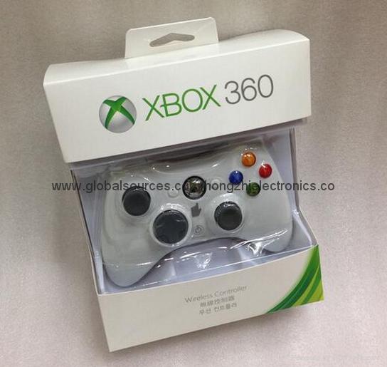 【厂家直销】XBOX360无线游戏手柄 360无线游戏手柄 游戏手柄 1
