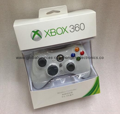 【廠家直銷】XBOX360無線遊戲手柄 360無線遊戲手柄 遊戲手柄