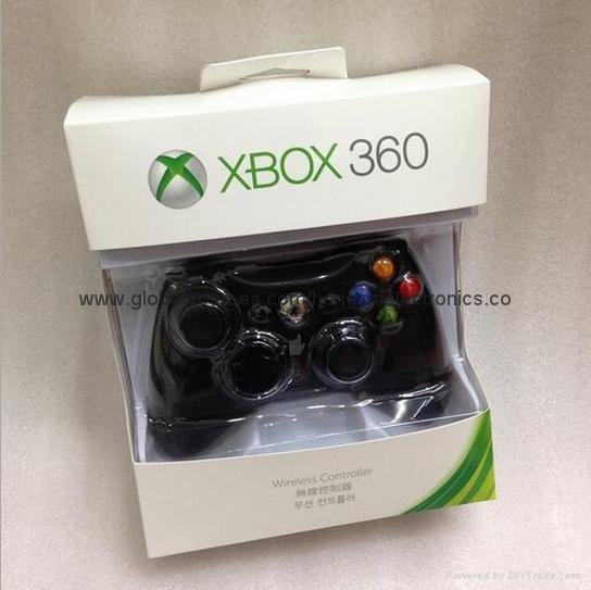【廠家直銷】XBOX360無線遊戲手柄 360無線遊戲手柄 遊戲手柄 2