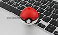 Creative Elf Ball Pokémon U disk  Game Pokemon cartoon gifts USB 12