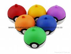 Creative Elf Ball Pokémon U disk  Game Pokemon cartoon gifts USB