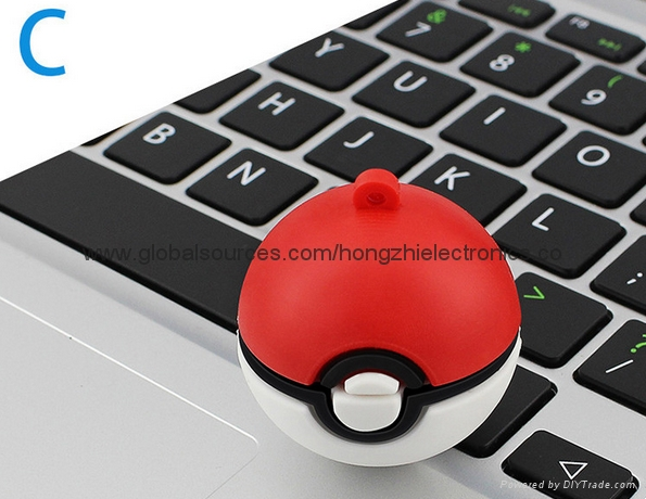 Creative Elf Ball Pokémon U disk  Game Pokemon cartoon gifts USB 7