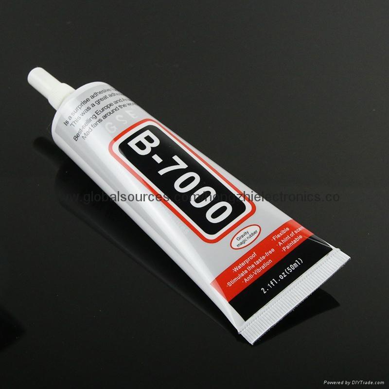 B7000 手机美容备用胶水 手机壳diy补钻胶水 粘稠水钻超强粘力胶水 1