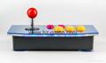 新款上市格鬥手機電視機頂盒加長杆街機遊戲搖桿電腦USB搖桿拳皇 7