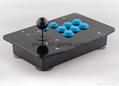 New Listing Mobile TV set-top box plus pole Arcade Joystick 8