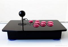 新款上市格鬥手機電視機頂盒加長杆街機遊戲搖桿電腦USB搖桿拳皇