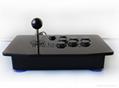 New Listing Mobile TV set-top box plus pole Arcade Joystick 14