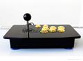 新款上市格鬥手機電視機頂盒加長杆街機遊戲搖桿電腦USB搖桿拳皇 13