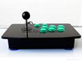 新款上市格鬥手機電視機頂盒加長杆街機遊戲搖桿電腦USB搖桿拳皇 17