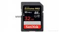 东芝SD卡16GB32G class10 EXCERIA SDHC C10 读95M写60M 高速单反相机 3