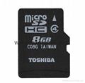 东芝SD卡16GB32G class10 EXCERIA SDHC C10 读95M写60M 高速单反相机 13