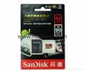 东芝SD卡16GB32G class10 EXCERIA SDHC C10 读95M写60M 高速单反相机 20
