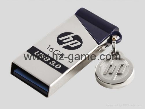 HP惠普 手机u盘16GB/32GBType-C双接口 x5000m 金属旋转优盘 6