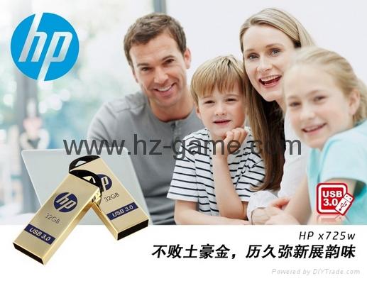 HP惠普 手機u盤16GB/32GBType-C雙接口 x5000m 金屬旋轉優盤 4