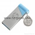 HP惠普 手机u盘16GB/32GBType-C双接口 x5000m 金属旋转优盘 7