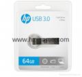 HP惠普 手機u盤16GB/32GBType-C雙接口 x5000m 金屬旋轉優盤 18